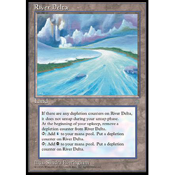 Magic löskort: Ice Age: River Delta