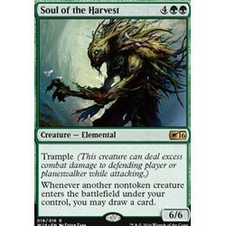 Magic löskort: Welcome Deck 2016: Soul of the Harvest