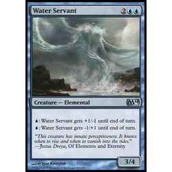 Magic löskort: Magic 2014: Water Servant