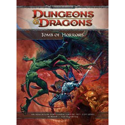 D&D 4.0: Tomb of Horrors