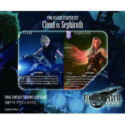 Final Fantasy TCG: Two Player Starter Set Cloud vs. Sephiroth