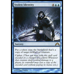 Magic löskort: Gatecrash: Stolen Identity