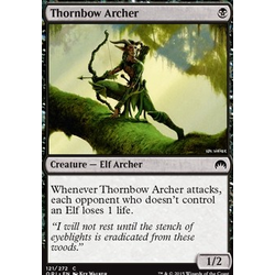 Magic löskort: Origins: Thornbow Archer