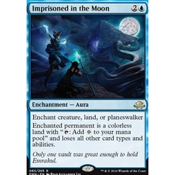 Magic löskort: Eldritch Moon: Imprisoned in the Moon