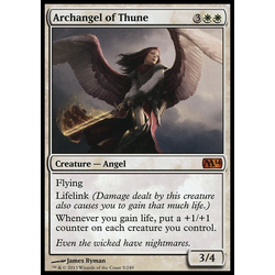Magic Löskort: Magic 2014: Archangel of Thune