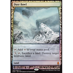 Magic löskort: Expeditions: Dust Bowl