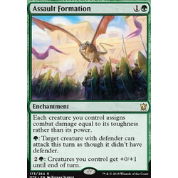 Magic löskort: Dragons of Tarkir: Assault Formation