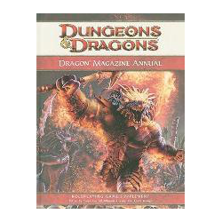 D&D 4.0: Dragon Magazine Annual