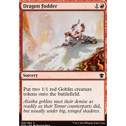 Magic löskort: Dragons of Tarkir: Dragon Fodder