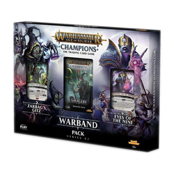 Warhammer Age of Sigmar: Champions - Warband Collectors Pack Serie 2