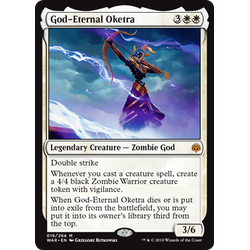 Magic löskort: War of the Spark: God-Eternal Oketra