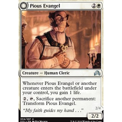 Magic löskort: Shadows over Innistrad: Pious Evangel
