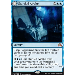 Magic löskort: Shadows over Innistrad: Startled Awake