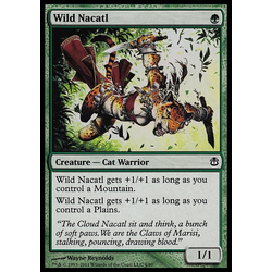 Magic löskort: Duel Decks: Ajani vs Nicol Bolas: Wild Nacatl