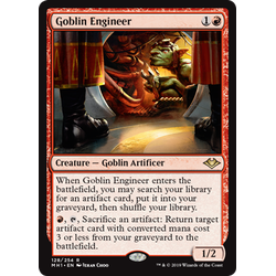 Magic löskort: Modern Horizons: Goblin Engineer