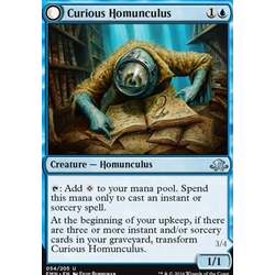 Magic löskort: Eldritch Moon: Curious Homunculus