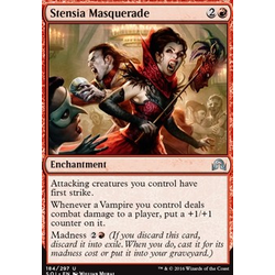 Magic löskort: Shadows over Innistrad: Stensia Masquerade
