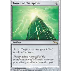 Magic löskort: Mirrodin: Tower of Champions