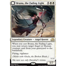 Magic löskort: Eldritch Moon: Bruna, the Fading Light