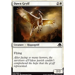 Magic löskort: Eldritch Moon: Dawn Gryff
