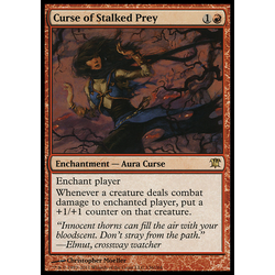 Magic löskort: Innistrad: Curse of Stalked Prey
