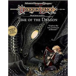 ADD 2nd ed: DragonLance: Time of the Dragon (1989)