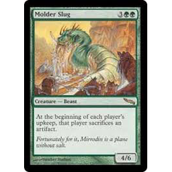 Magic löskort: Mirrodin: Molder Slug