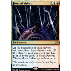 Magic löskort: Shadows over Innistrad: Fevered Visions