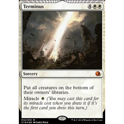 Magic löskort: Annihilation: Terminus