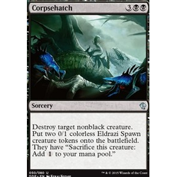 Magic löskort: Zendikar vs Eldrazi: Corpsehatch