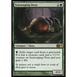 Magic löskort: Magic 2014: Scavenging Ooze