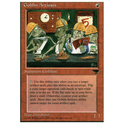 Magic löskort: Chronicles: Goblin Artisans