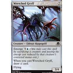 Magic löskort: Eldritch Moon: Wretched Gryff