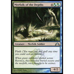 Magic löskort: Gatecrash: Merfolk of the Depths