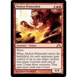 Magic löskort: Gatecrash: Molten Primordial
