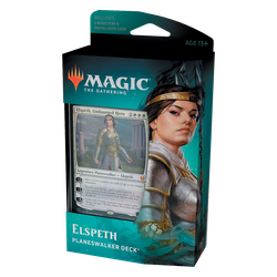 Magic The Gathering: Theros Beyond Death Planeswalker Deck - Elspeth (white)
