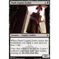 Magic löskort: Masters 25: Dusk Legion Zealot