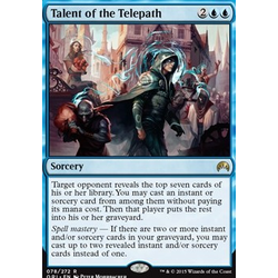 Magic löskort: Origins: Talent of the Telepath