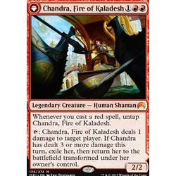 Magic löskort: Origins: Chandra, Fire of Kaladesh