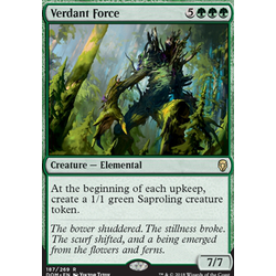 Magic löskort: Dominaria: Verdant Force