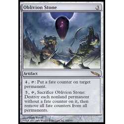 Magic löskort: Mirrodin: Oblivion Stone