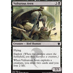Magic löskort: Dragons of Tarkir: Vulturous Aven