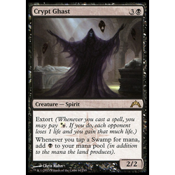 Magic löskort: Gatecrash: Crypt Ghast