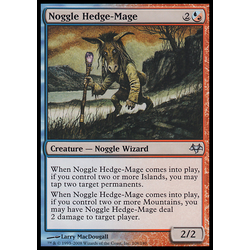 Magic löskort: Eventide Noggle Hedge-Mage