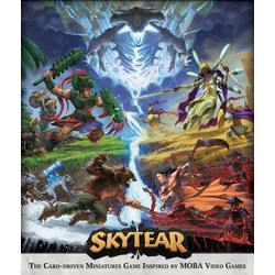 Skytear Starter Box Season One (eng. regler)