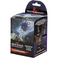 Icons of the Realms: Monster Menagerie II Booster Pack (1)