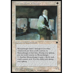 Magic löskort: Fallen Empires: Icatian Moneychanger v.3