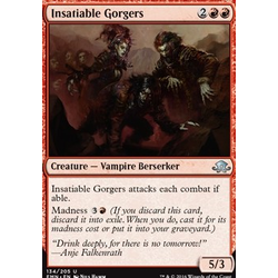 Magic löskort: Eldritch Moon: Insatiable Gorgers