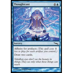 Magic löskort: Mirrodin: Thoughtcast