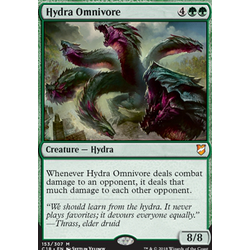 Magic löskort: Commander 2018: Hydra Omnivore